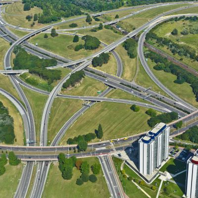 Antwerp interchange -
