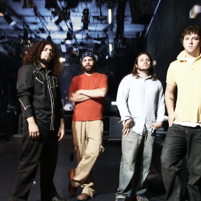 coheed and cambria for UNCLESALLYS -